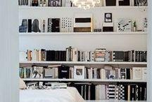 Organization-shelves