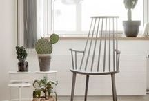 Sillas, asientos, bancos y sofas nordicos / Espaiflyshop - Muebles nordicos - Sillas - Asientos - Bancos - Sofas - Exterior e interior