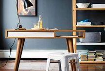Mesas y escritorios nordicos / Espaiflyshop - Muebles nordicos - Mesas