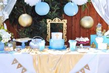 Boy Baptism Ideas / Baby boy baptism theme ideas, decor, food, invitations, party favors and more. Not to mention cute boy baptism outfits!