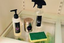 Green Cleaning with Lavender / Lavender is wonderful, natural addition to green cleaning.