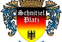 German Food & Drinks / Deutsches Essen & Trinken / by Helga Schaedler