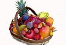 Getwell soon  / Send getwell soon messages with a cute hamper of fruits and flowers.