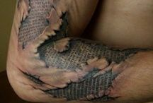 Tattoos | 3D, Cyborg, Trippy, Unique, Amazing, Crazy, Basically Anything that is not Normal !!