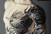 BJD | Tattoos