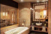 Koupelny...
