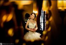 Wedding Reflections / Wedding Reflections as photographed by Choco Studio  www.chocostudio.com