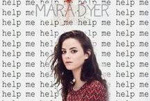 K. Scodelario as Mara Dyer / This board is not ment like a fan page od Kaya Scodelario.  It should be board with pictures of Kaya looking like Mara Dyer from the book - The unbecoming of Mara Dyer. Kaya doesn't look like Mara on every photo. :)