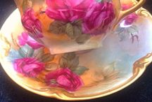 Vintage Tea Porcelain / The beauty of fine bone China.