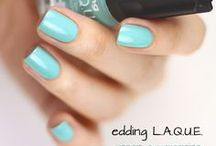 Meine Nagellacke / my nail polish / Nagellack pur und ohne Schnickschnack.