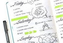 ideas for planner