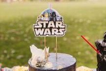 Star Wars 1st Birthday Party!