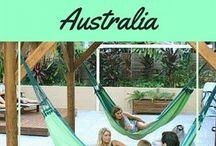 Backpacking Australia and New Zealand