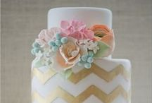 Cakes / Cake inspiration for your perfect wedding  / by The Grand Ballroom at 1900 University Avenue