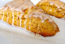 fall baking / sugar and spice and everything nice. recipes worth trying this fall season.