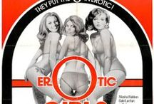 Erotic & Sexploitation Movie Posters