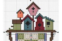 Crosstitch and sewing / by Lotta Boestam