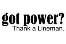 Linemen / by Tri-County Electric Cooperative