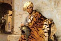 Art > Orientalism / by Ilona Bogard
