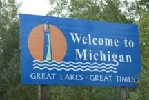 ✋ Michigan / Born & raised, spent most of my life here / by Lorene Ainsley