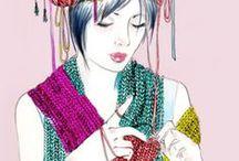 Crochet - Ideas I Like, No Patterns