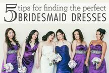Bridesmaids  / Ideas for Bridesmaids | dresses, proposals, bridesmaid duties, Creative Ways to Propose to Your Bridesmaids  #weddings #bridesmaids  / by The Grand Ballroom at 1900 University Avenue