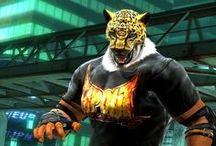 Tekken / My Favourites