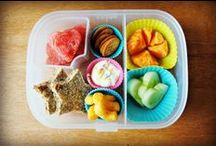 My Bento Baby / A collection of the Bento style lunches that I have started to make for my daughter.