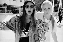 swaggy girls<3