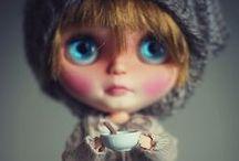 Blythe awe / Ideas for dressing up Blythe / by Anna