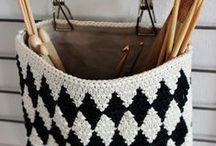 crochet - bags(mostly crochet...)