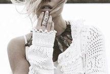 crochet/knit - clothing