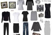 Casual Travel Wardrobe