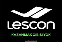 LESCON / LESCON MEN'S-WOMEN'S-TRACKSUITS-TOPS-FIT-ATHLETIC-TREND-PERFORMANCE-SPORTSWEAR
