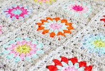 crochet - granny squares + techniques