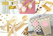 Girls Party Ideas / A lovely board giving you lots of lovely girls birthday party ideas.