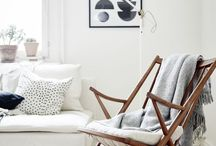 SCANDINAVIAN STYLE / There are so many facets to Scandinavian style and we love them all! This is a trend with real staying power and here are some of our favourite looks and Scandi style homeware.