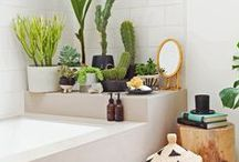 REFRESH / How to create a home for relaxation and rejuvenation. Indulge in everyday pleasures, spa style rituals and routines to refresh body and mind