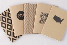 Caderninhos//embalagens