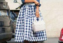 Outfit per donne magre / Abiti X magre