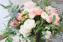 Wedding bouquets & flowers