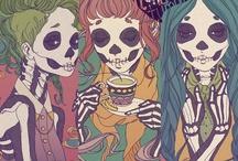 Art! Art! Art! / Who I am  / by Cassidy Garcia