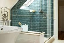 New Bathroom - Construction ideas / by Bianca Capo