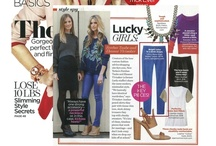 Hot Off The Press  / Love Joe's? Read up on new arrivals and signature pieces featured in your favorite magazines. www.joesjeans.com / by Joe's Jeans