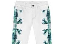 On Trend: Printed Denim / by Joe's Jeans