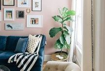 Perfect Pastels / Decor ideas in soft hues.