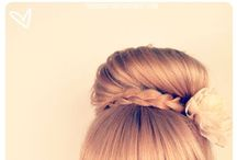 Hairstyles / by Maggie Eley