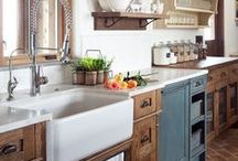 Cool Kitchens / Kitchens and kitchen decor that make our jaws drop! / by Joss & Main