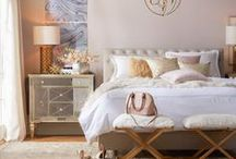 Bedroom Bliss / Beautiful bedrooms you'll want to move into.  / by Joss & Main