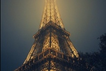 All things French....... / Paris & French culture / by Alicia Ware